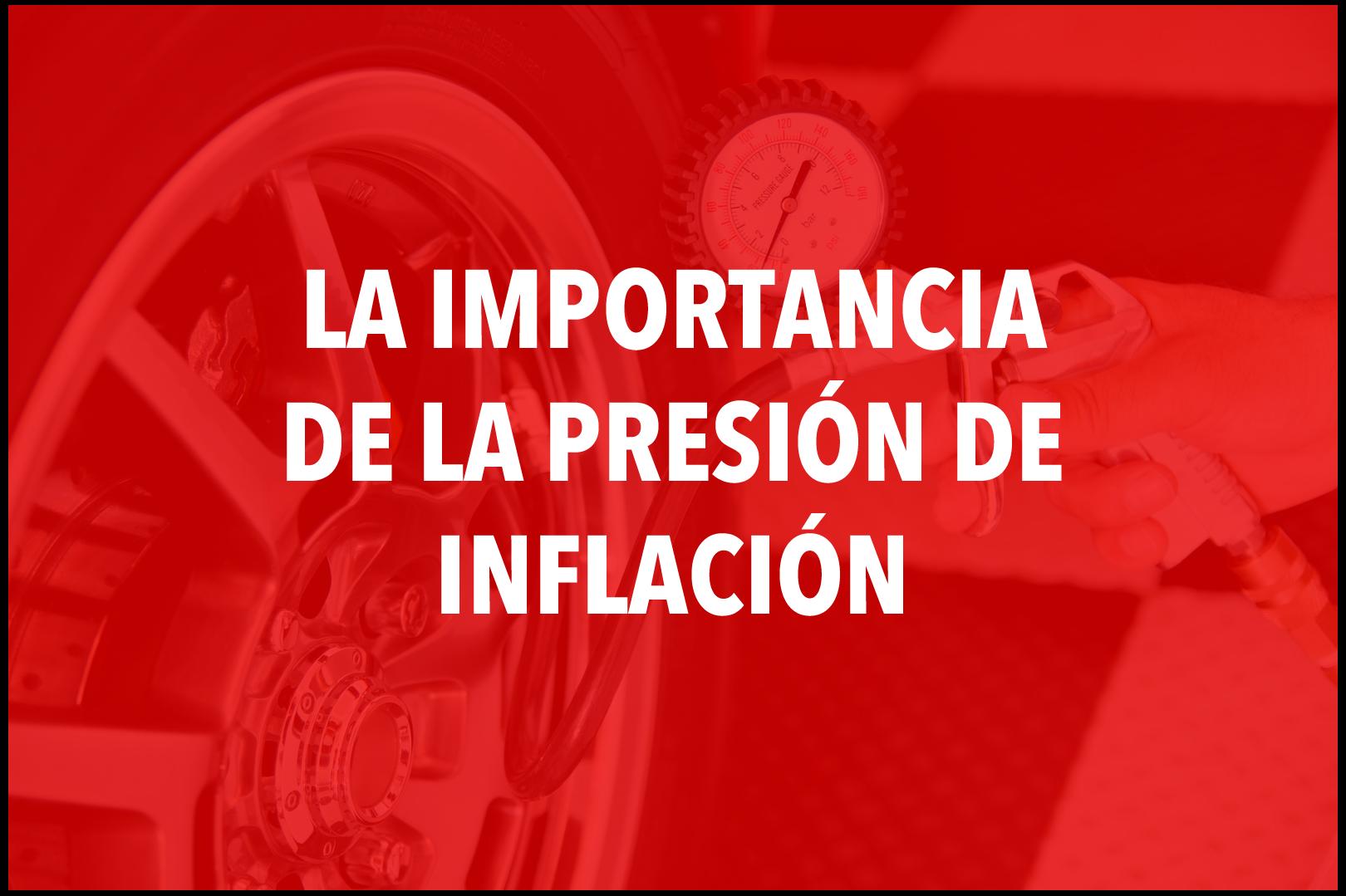 La Importancia De La Presión De Inflación